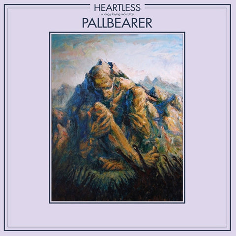 "Pallbearer ""Heartless"" 2xLP"