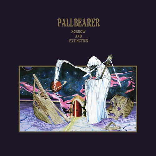 "Pallbearer ""Sorrow And Extinction"" (color vinyl) 2xLP"