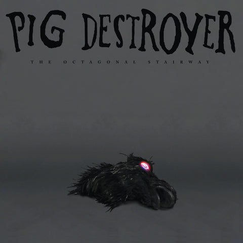 "Pig Destroyer ""The Octagonal Stairway"" LP"