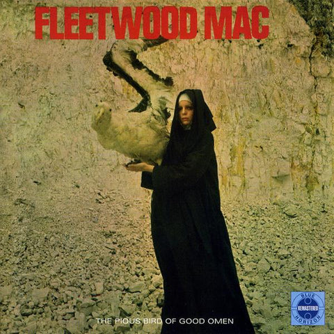 "Fleetwood Mac ""The Pious Bird of Good Omen"" LP"