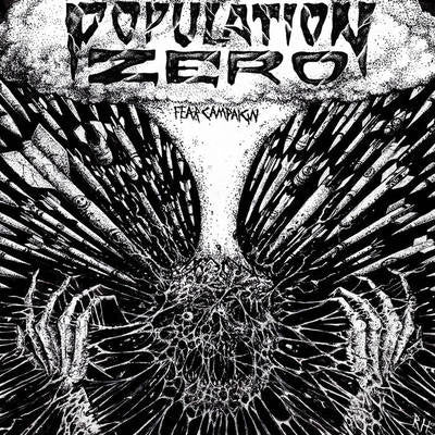 "Population Zero ""Fear Campaign"" Tape"