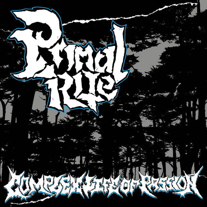 "Primal Right ""Complex Life of Passion"" 7"" - Dead Tank Records"