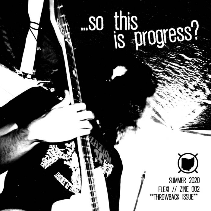 "So This is Progress 002 - Flexi 7"" and Zine"