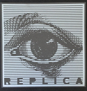 "Replica ""s/t"" 7"" - Dead Tank Records"