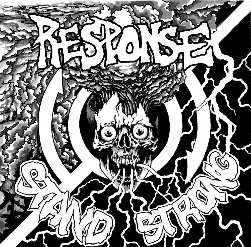 "Response ""Stand Strong"" 7"" - Dead Tank Records"