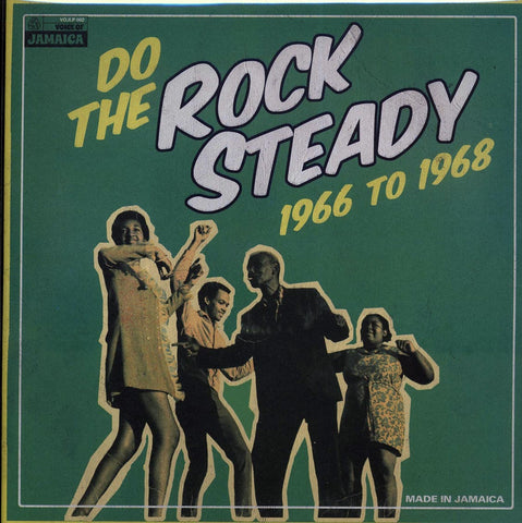 "V/A ""Do The Rocksteady"" LP"