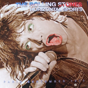 "Rolling Stones, The ""Horizontal Sports"" (maroon vinyl) LP"