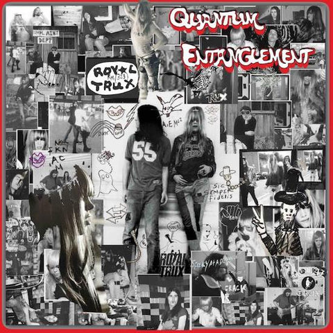 "Royal Trux ""Quantum Entanglement"" (color vinyl) LP"