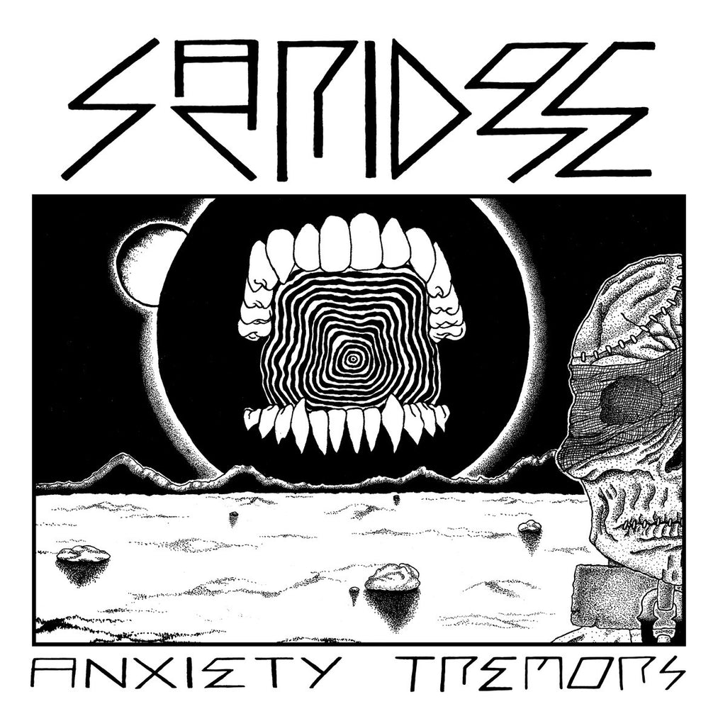 "Sacridose ""Anxiety Tremors"" 7"" - Dead Tank Records"