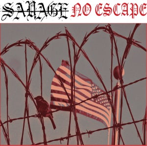 "Savage ""No Escape"" LP"