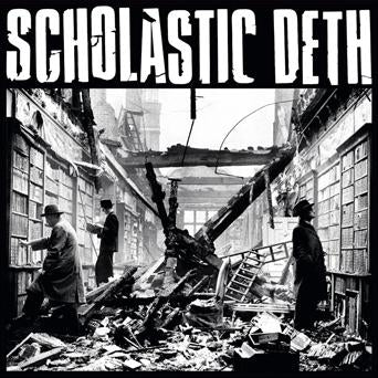 "Scholastic Deth ""Bookstore Core, 2000-2002"" LP"