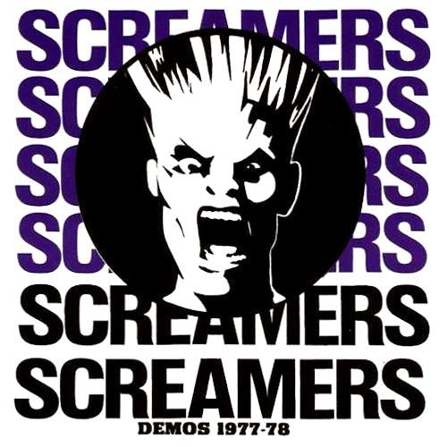 "Screamers ""Demo 1977-78"" (color vinyl) LP"