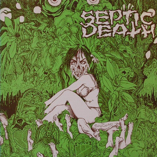 "Septic Death ""Need So Much Attention"" LP - Dead Tank Records"