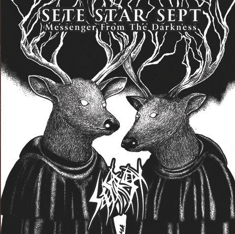 "Sete Star Sept ""Messenger From The Darkness"" LP - Dead Tank Records"