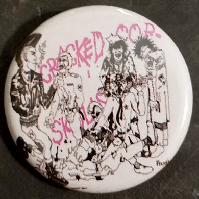 "Shitlickers - 1.25"" Button"