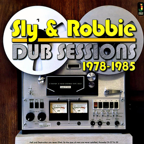 "Sly and Robbie ""Dub Sessions 1978-1985"" LP"