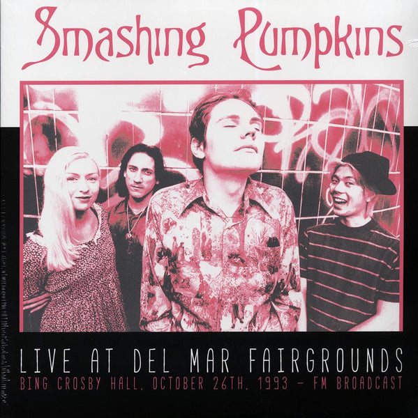 "Smashing Pumpkins ""Live At Del Mar Fairgrounds, 1993"" 2xLP"