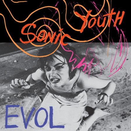 "Sonic Youth ""Evol"" LP - Dead Tank Records"