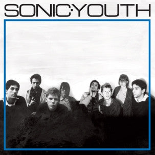 "Sonic Youth ""s/t"" 2xLP - Dead Tank Records"