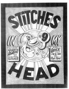 Stitches in My Head - Zine