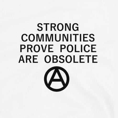 Strong Communities (White Shirt) -  Shirt