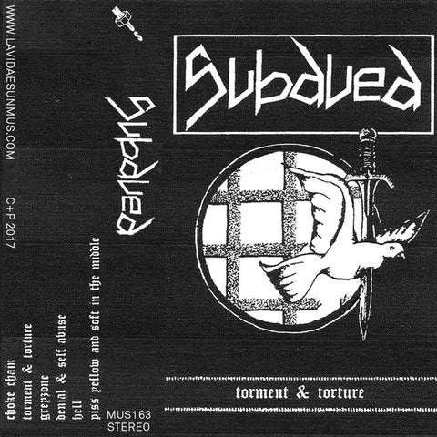 "Subdued ""Torment & Torture"" Demo Tape"