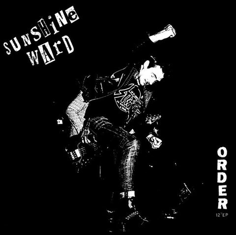 "Sunshine Ward ""Order"" LP - Dead Tank Records"