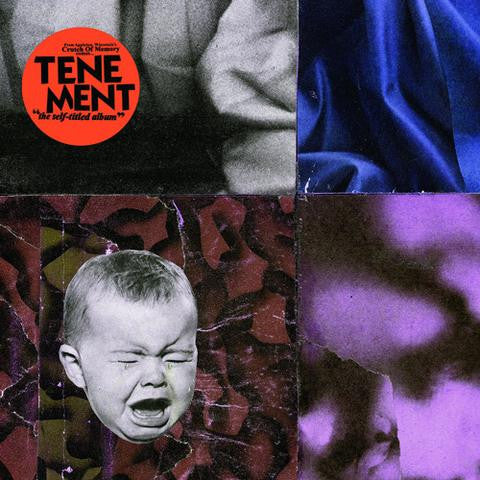 "Tenement ""s/t"" LP - Dead Tank Records"