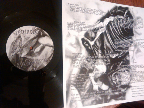 "Tentacles ""Ambivalence"" LP - Dead Tank Records - 3"