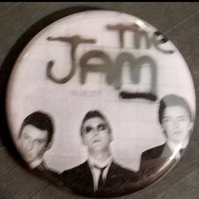 "Jam, The - 1.25"" Button"
