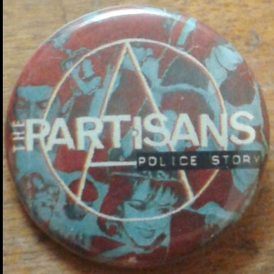 "Partisans, The - 1.25"" Button"