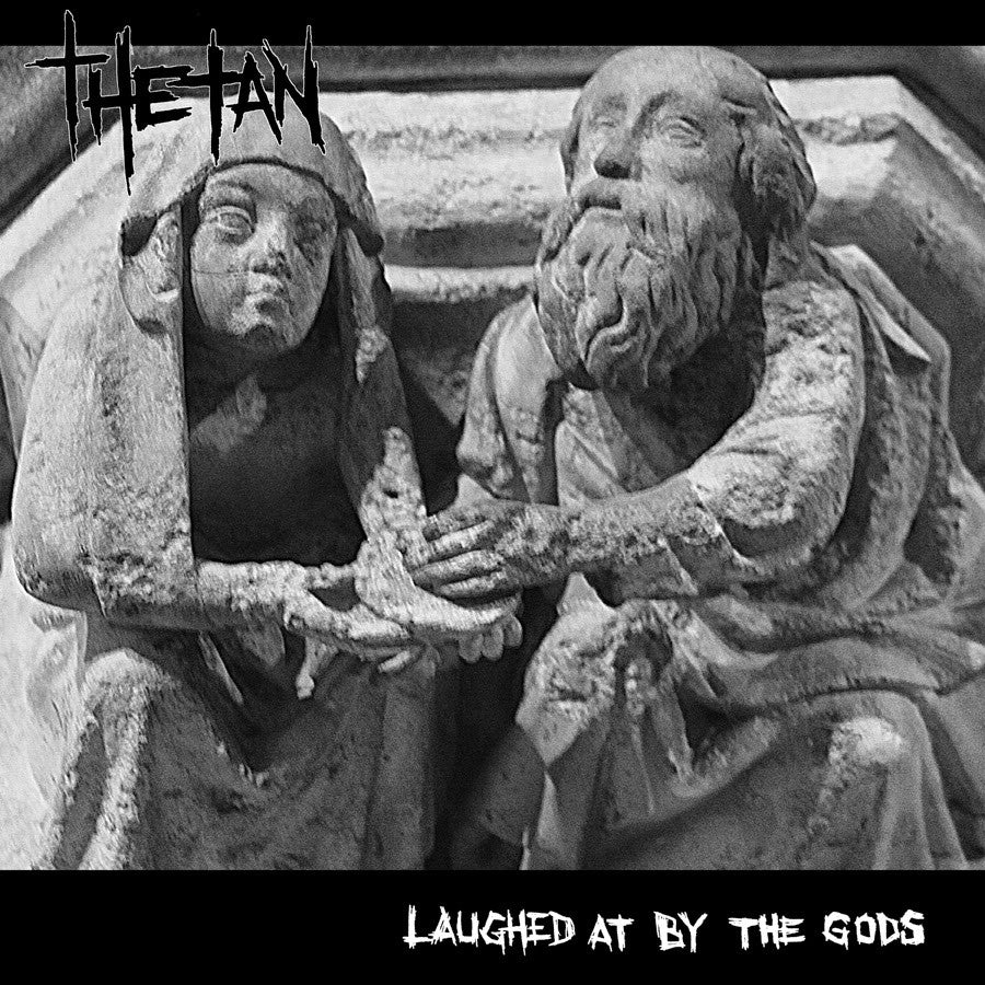 "Thetan ""Laughed At By The Gods"" LP - Dead Tank Records"
