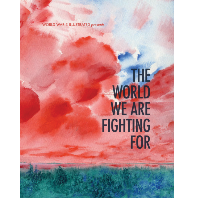 The World We Are Fighting For - Book