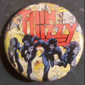"Thin Lizzy - 1.25"" Button"