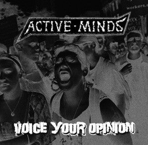 "Thisclose / Active Minds - Split 7"" - Dead Tank Records"