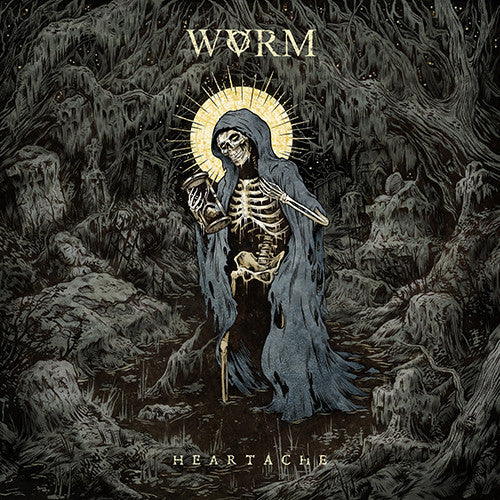 "Wvrm ""Heartache"" LP - Dead Tank Records"