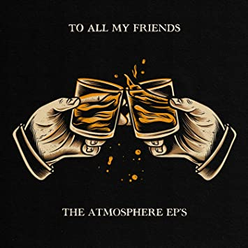 "Atmosphere ""To All My Friends, Blood Makes The Blade Holy"" 2xLP"