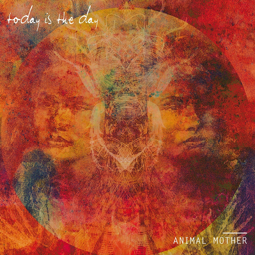 "Today is The Day ""Animal Mother"" LP - Dead Tank Records"