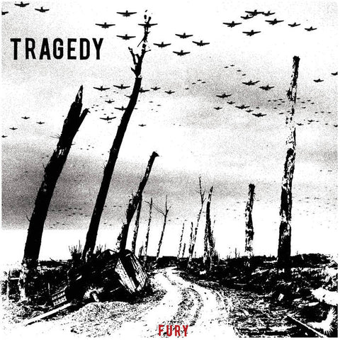 "Tragedy ""Fury"" LP"
