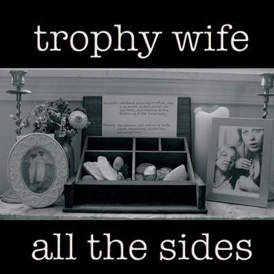 "Trophy Wife ""All The Sides"" Tape - Dead Tank Records"