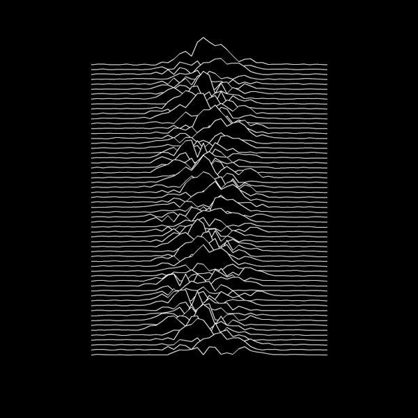 "Joy Division ""Unknown Pleasures"" LP - Dead Tank Records"
