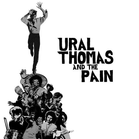 Ural Thomas and The Pain 2xLP