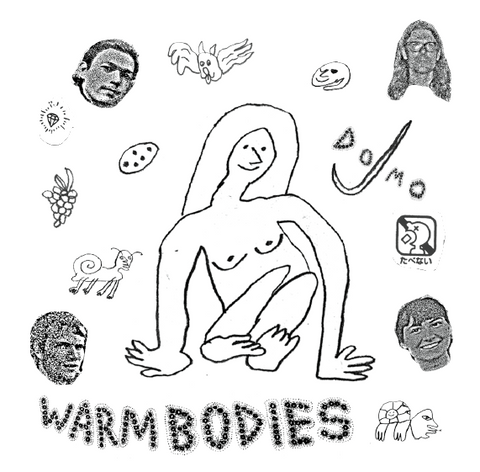 "Warm Bodies ""Domo"" 7"" - Dead Tank Records"