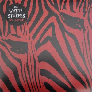 "White Stripes ""BBC Sessions"" LP"