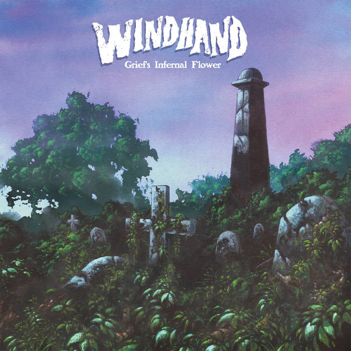 "Windhand ""Grief's Infernal Flower"" 2xLP - Dead Tank Records"