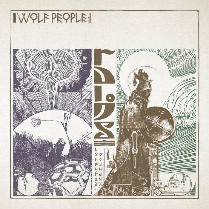 "Wolf People ""Ruins"" LP - Dead Tank Records"