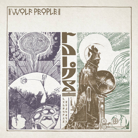 "Wolf People ""Ruins"" LP"