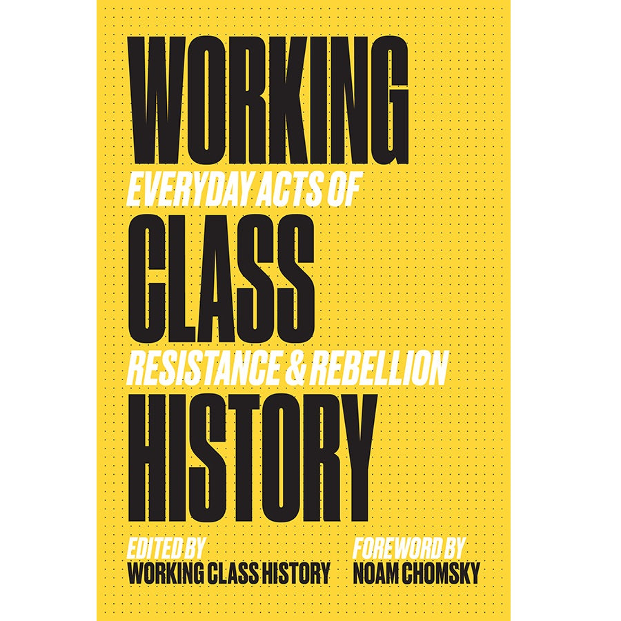 Working Class History: Everyday Acts of Resistance & Rebellion - Book