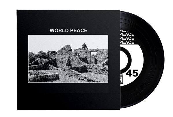 "Cell Rot / World Peace ""split"" 7"""