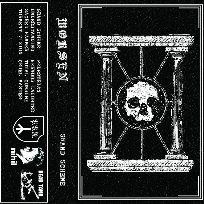 "Worsen ""Grand Scheme"" TAPE - Dead Tank Records"